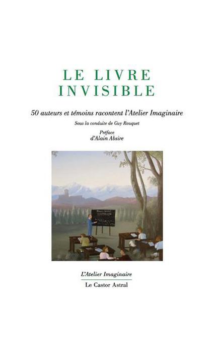Livre Invisible